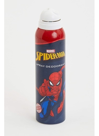 DeFacto Spiderman Lisanslı Deodorant Renkli